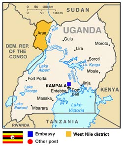 The background and distribution of the west nile virus from uganda
