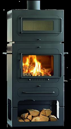 Gemma Moore Kitchen Design Hwam Classic 4 Wood Burning Stove