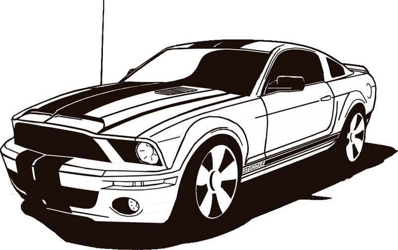 2011 Mustang Gt Black Wheels