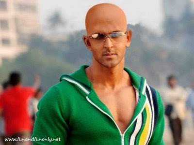Amaging World Bollywood heroes With bald headReally Funny