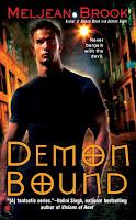 Demon Bound by Meljean Brook aka Stop Torturing Holly