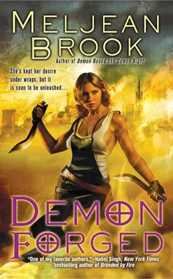 Demon Forged Has a Cover!