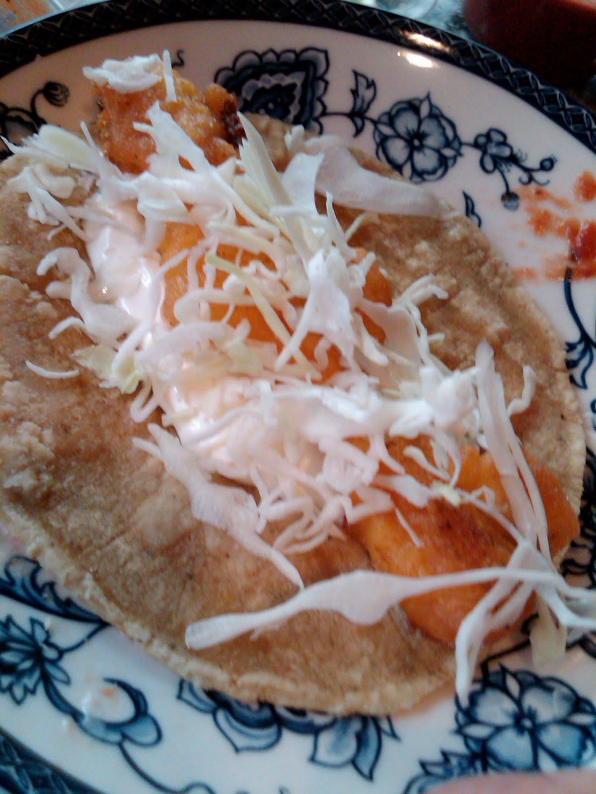 Bs Recipes Candy Corn M M Blondies: BS Recipes: AOC Fish Tacos
