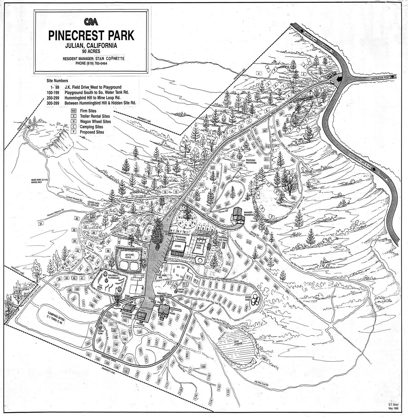 Pinecrest Retreat: 2010