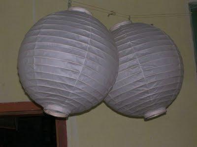 lampion gantung