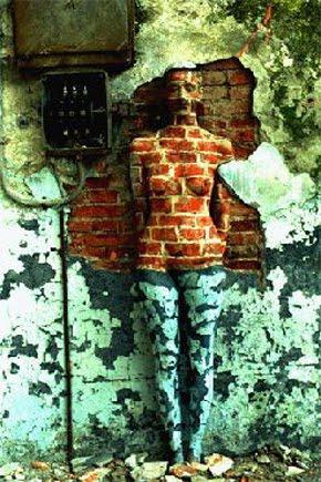 Histori Na Web Body Art Gina Pane