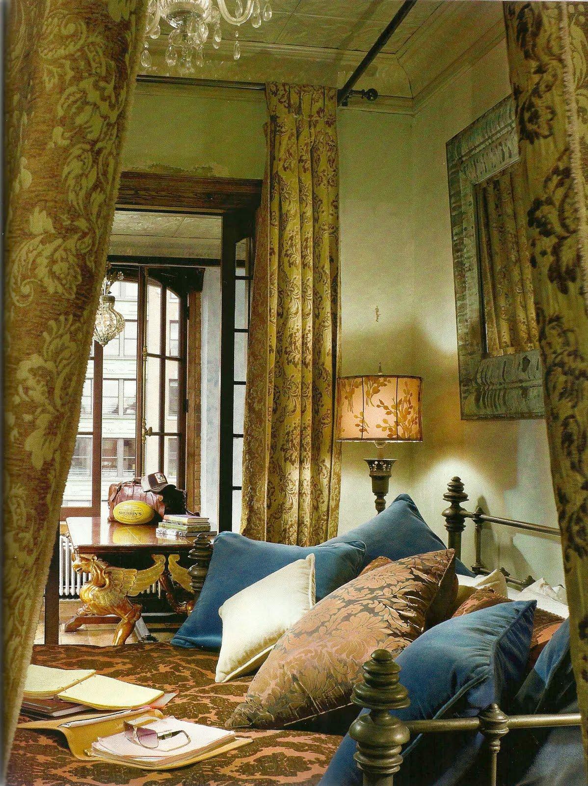 Architectural Digest: Bright.Bazaar: {Architectural Digest May 2010: Gerard