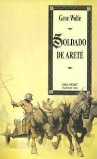 00852891b10 LATRO 2 - SOLDADO DE ARETE (Gene Wolfe)