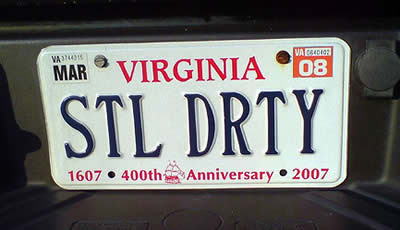 Unusual License Plates (27) 15