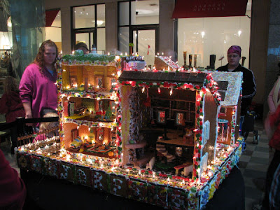 Gingerbread House Collection (6) 2