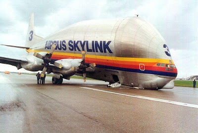 this seems to be airbus skylink's aircraft