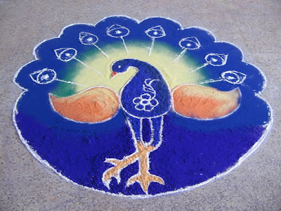 Colors Of India - Rangoli (23) 8