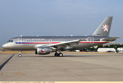 Air transportation for the President of the Czech Republic (4) 4