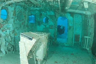 USS Spiegel Grove becoming artificial reef