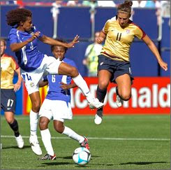 Brazil women's national football team