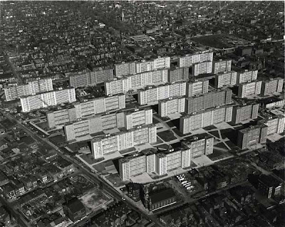 The Pruitt-Igoe project