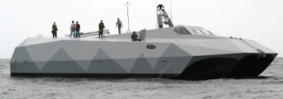 M80 Stiletto Stealth ship (5) 1