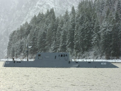 Sea Jet Stealth ship (4) 3