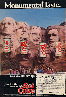 Coca Colas Advertisements Spread Over A Century