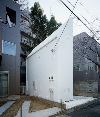 Narrow house in tokyo (2) 2