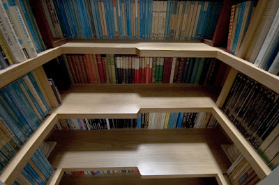 Creative and Stylish Bookshelf Designs (21) 8