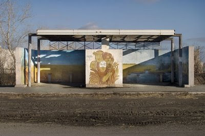 Creative and Cool Soviet Bus Stops (18) 5