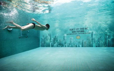Clever and Creative Advertisements Inspired by Swimming Pools (7) 1
