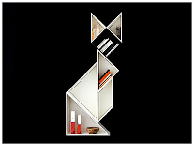 Creative and Stylish Bookshelf Designs (21) 14