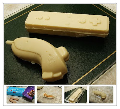 Chocolate Wii Controller