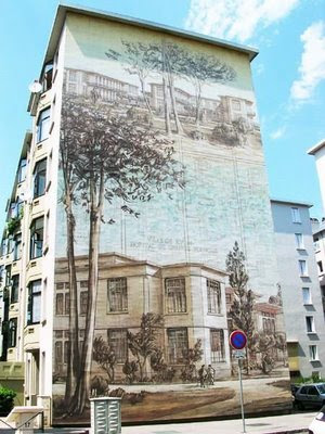 Creative And Illusionary Building Paintings (12) 6