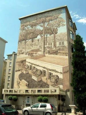 Creative And Illusionary Building Paintings (12) 7