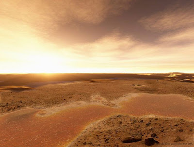 Beautiful Photographs From Outer Space Mars