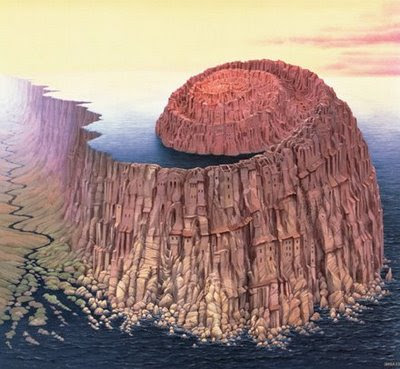 Fictional Surreal Art By Jacek Yerka (11) 10