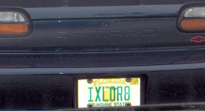 11 Cool and Clever License Plates (11) 6