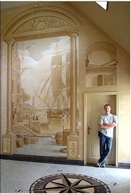Amazing 3D Wall Paintings 8