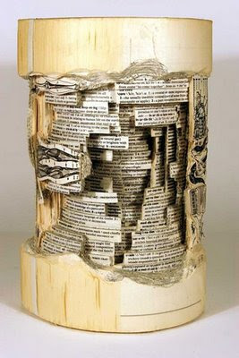 Cool Ways To Reuse Old Books (9) 2