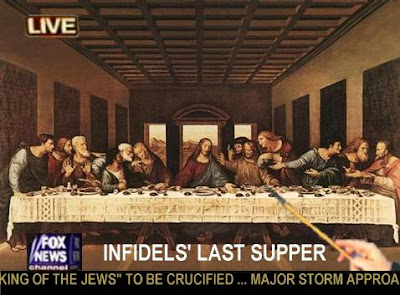 What If Fox News Were Around During Other Historical Events 7