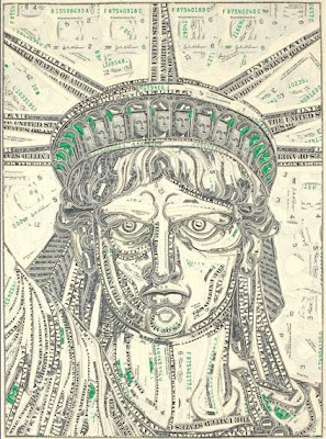 U.S. Dollar Bills Art (12) 8