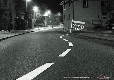 21 Creative and Clever Don't Drink and Drive Advertisements (21) 17