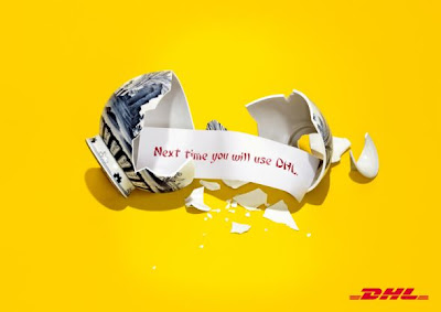Creative DHL's Advertising (21) 13