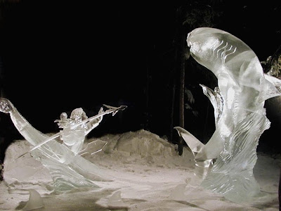 25 Creative And Impressive Ice Sculptures (25) 14
