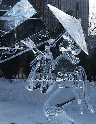 25 Creative And Impressive Ice Sculptures (25) 5