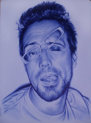 Coolest Ballpoint Pen Art (8) 8