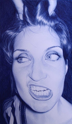 Coolest Ballpoint Pen Art (8) 4