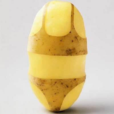 Potato Art and Sculptures (30) 29