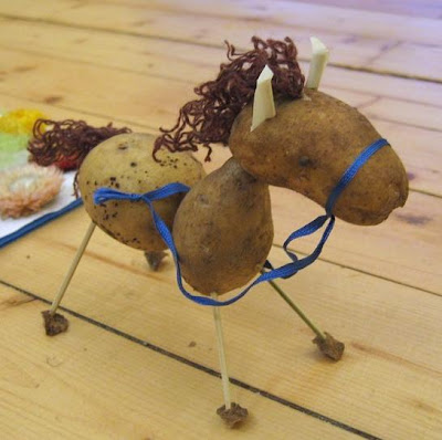 Potato Art and Sculptures (30) 23
