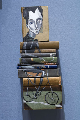 Incredible Book Paintings (11) 4