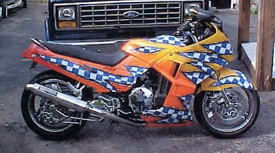 Custom Painted Bikes (15) 14