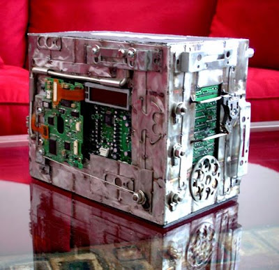 20 Creative And Cool Ways To Reuse Old Computer Parts