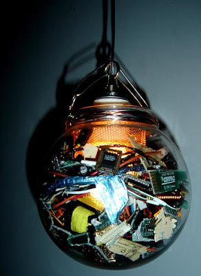 20 Creative and Cool Ways To Reuse Old Computer Parts (20) 3